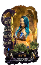 SuperCard MiaYim S6 29 Primal