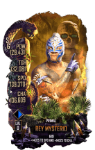 SuperCard ReyMysterio S6 29 Primal