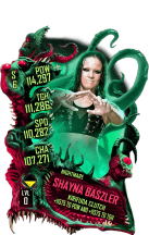SuperCard ShaynaBaszler S6 28 Nightmare