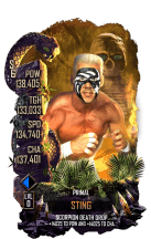 SuperCard Sting S6 29 Primal