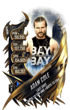 SuperCard AdamCole S6 30 Vanguard