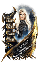 SuperCard AlexaBliss S6 30 Vanguard