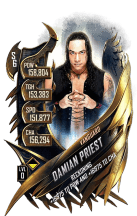 SuperCard DamianPriest S6 30 Vanguard