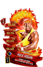 SuperCard HulkHogan S6 30 Vanguard Event