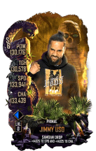 SuperCard JimmyUso S6 29 Primal