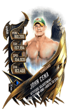 SuperCard JohnCena S6 30 Vanguard