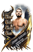 SuperCard JohnnyGargano S6 30 Vanguard
