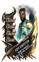 SuperCard KofiKingston S6 30 Vanguard