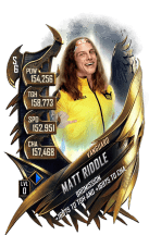 SuperCard MattRiddle S6 30 Vanguard