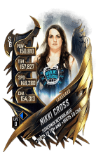 SuperCard NikkiCross S6 30 Vanguard