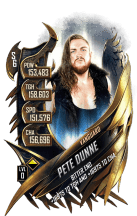 SuperCard PeteDunne S6 30 Vanguard