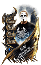 SuperCard Sting S6 30 Vanguard