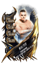 SuperCard Walter S6 30 Vanguard