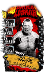 SuperCard BrockLesnar S6 30 Vanguard Extreme