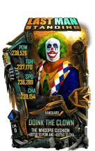 SuperCard DoinkTheClown S6 30 Vanguard LMS