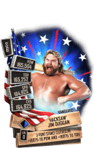 SuperCard JimDuggan S6 30 Vanguard Event