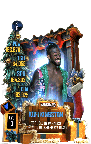 SuperCard KofiKingston S6 30 Vanguard Christmas