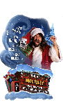 SuperCard MickFoley S6 30 Vanguard Christmas