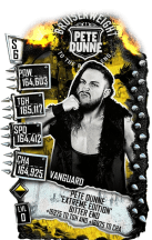 SuperCard PeteDunne S6 30 Vanguard Extreme
