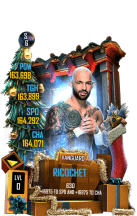 SuperCard Ricochet S6 30 Vanguard Christmas