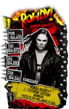 SuperCard RondaRousey S6 30 Vanguard Extreme