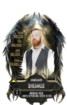 SuperCard Sheamus S6 30 Vanguard Event