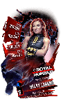 SuperCard BeckyLynch S6 31 RoyalRumble