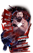 SuperCard BobbyFish S6 31 RoyalRumble