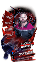 SuperCard DashWilder S6 31 RoyalRumble