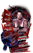 SuperCard Diesel S6 31 RoyalRumble