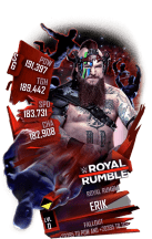 SuperCard Erik S6 31 RoyalRumble