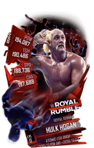 SuperCard HulkHogan S6 31 RoyalRumble