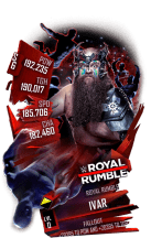 SuperCard Ivar S6 31 RoyalRumble
