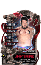 SuperCard JohnnyGargano S6 31 RoyalRumble Valentine