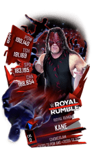 SuperCard Kane S6 31 RoyalRumble