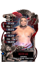 SuperCard KeithLee S6 31 RoyalRumble Valentine