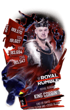 SuperCard KingCorbin S6 31 RoyalRumble