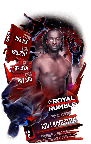 SuperCard KofiKingston S6 31 RoyalRumble