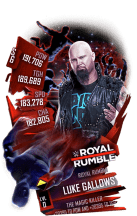 SuperCard LukeGallows S6 31 RoyalRumble