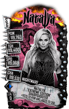 SuperCard Natalya S6 28 Nightmare Extreme