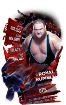 SuperCard Otis S6 31 RoyalRumble