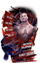 SuperCard RandyOrton S6 31 RoyalRumble