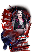 SuperCard RubyRiott S6 31 RoyalRumble