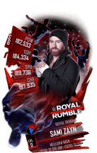 SuperCard SamiZayn S6 31 RoyalRumble