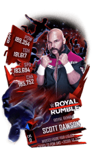 SuperCard ScottDawson S6 31 RoyalRumble