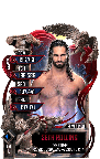 SuperCard SethRollins S6 31 RoyalRumble Valentine