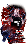 SuperCard TheRock S6 31 RoyalRumble