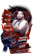SuperCard Tucker S6 31 RoyalRumble