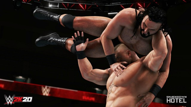 WWE 2K20 Update 1.08 Patch Notes - Now Available for PS4, Xbox One, PC