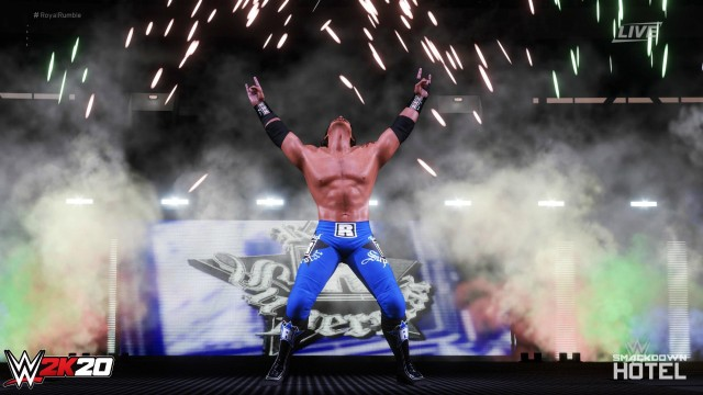 WWE 2K20 Update 1.07 Patch Notes - Now Available for PS4, Xbox One, PC
